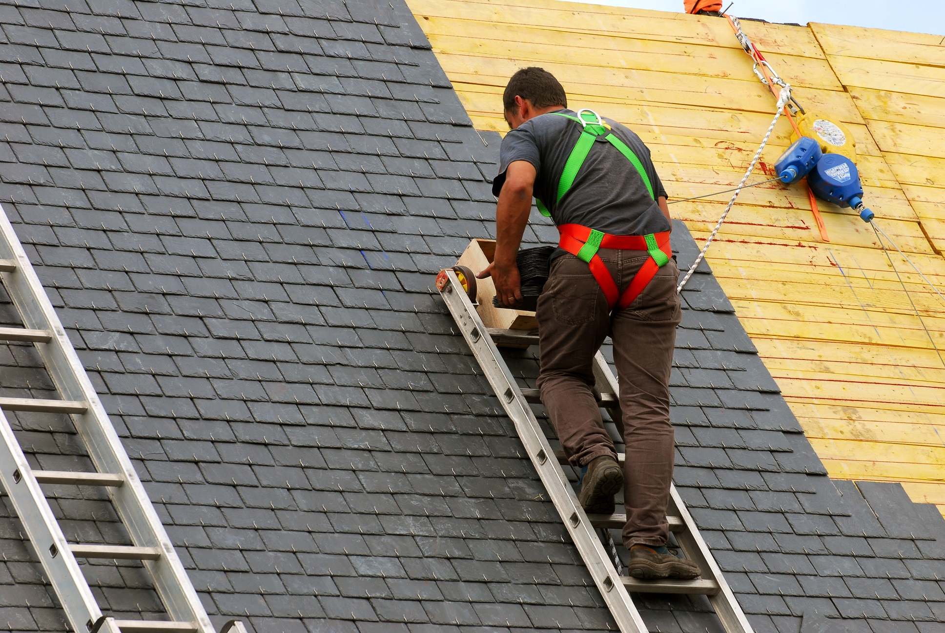 5 Things You Should Know About Roof Cleaning