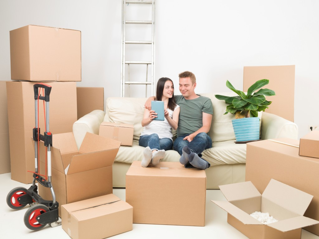 Benefits of Hiring Professional Apartment Movers