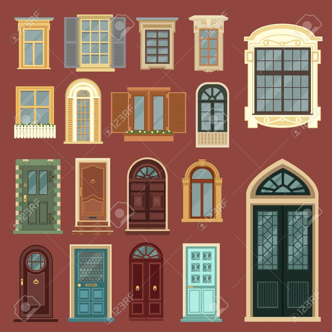 Impressive Doors to Protect Your House And Improve The Aesthetics